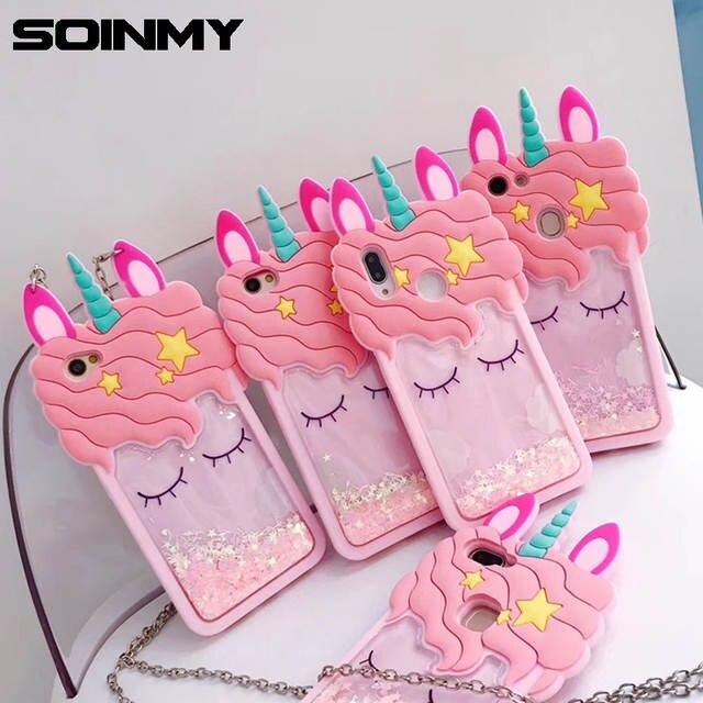 Low Prices Soinmy Cute Unicorn Case