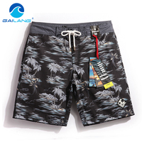 Gailang Brand Men Beach Shorts Board Boxer Trunks Boardshorts Quick Dry Men S Fashion Swimwear Swimsuits