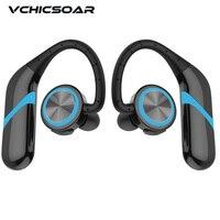 VCHICSOAR S280 Bluetooth Headphones IPX6 Waterproof CSR4 2 EDR TWS Dual Earbuds Wireless Earphones HIFI Stereo