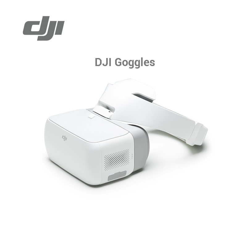 In stock DJI Goggles supports DJI Spark , Mavic Pro, Phantom 4 series and Inspire series DJI VR glasses Freeshipping remote controller transmitter storage box for dji spark mavic pro