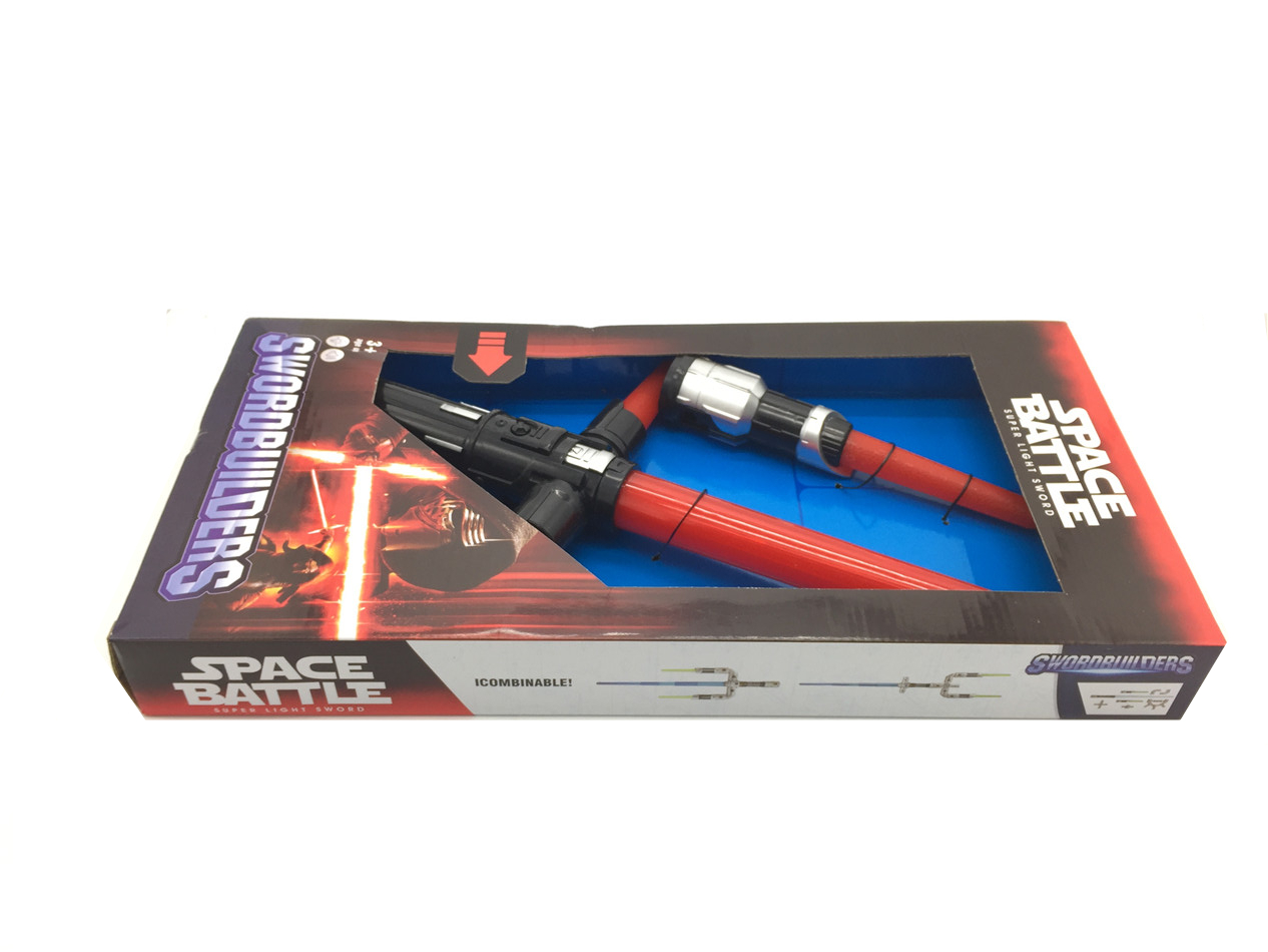 SAINTGI Star Wars BB8 Force Awakens Cosplay Lightsaber Telescopic Light PVC Halcon Milenario Action Espada 101cm