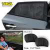 TIROL Sun Shade Sox Universal Fit Baby Rear Large Car Side Window Sun Shades Travel For