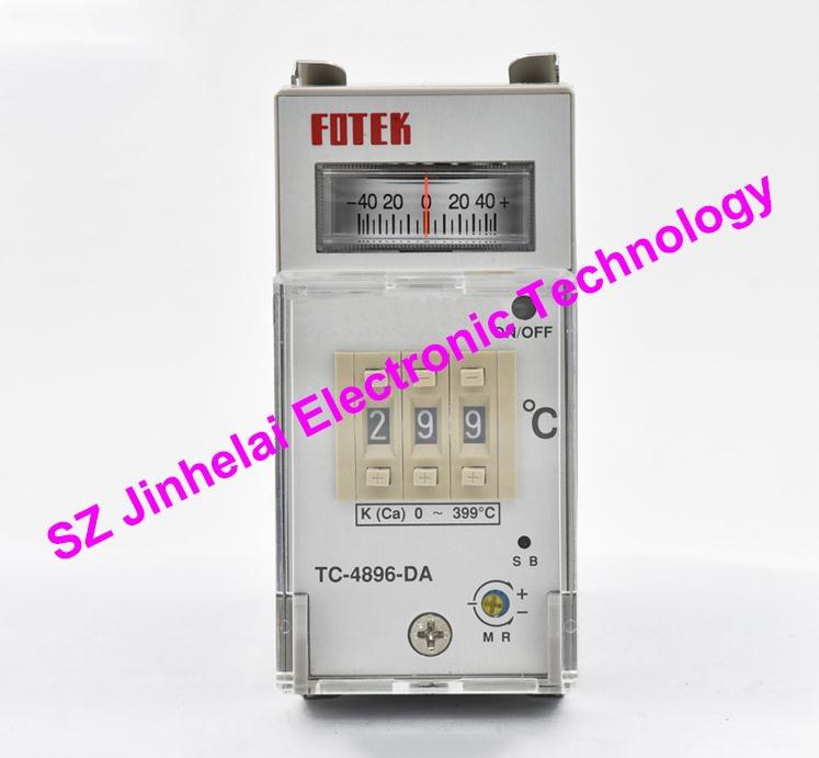 TC4896-DA-R3, TC4896-DA-R9  New and original FOTEK  Pointer temperature regulator сигнализатор поклевки hoxwell new direction k9 r9 5 1