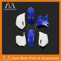 Complete Body Plastics Kits For Yamaha YZ85 2002 2014 YZ Pit Bike MX Motocross Enduro Supermoto