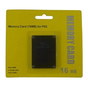 Image 3 - Tarjeta de memoria de alta calidad para Sony Playstation 2, PS2, 8MB, 16MB, 32MB, 64MB, 128MB, 10 uds.