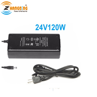 PoE Injector Power Supply 24V 120W For PoE Injector PoE Panel