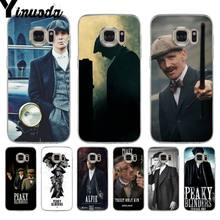 Yinuoda Peaky Blinders Breaking Bad soft tpu ฝาครอบโทรศัพท์สำหรับ samsung galaxy S9 plus S7 edge S6 edge plus S5 s8 plus(China)