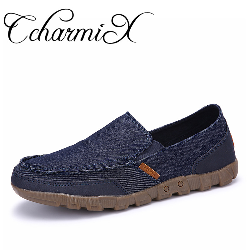 Men Loafers Breathable Canvas Shoes Men's Flats Slip on Blue Outdoor Soft Summer Casual Shoe For Man Sapatos Masculinos hot sale new men shoes autumn man s canvas shoes fashion mens casual shoes comfortable sapatos masculinos slip on