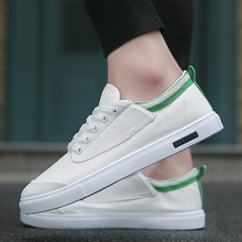 Luxury Sneakers 2019 Spring Autumn New Casual Canvas Shoes Breathable Tenis Fashion Men Flats Mocassin Homme