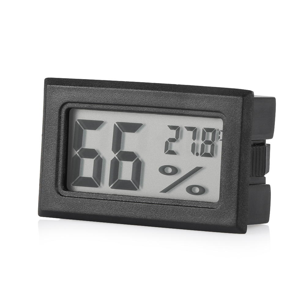 Car Thermometer Ornament Automotive Display Mini Automobiles Interior Stick-On H