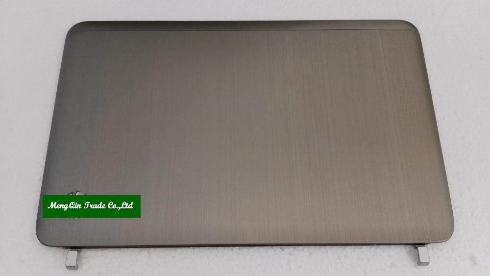 Original For HP Pavilion DV6 DV6-6000  LCD Back Cover Silvery 650796-001 Brown 640417-001