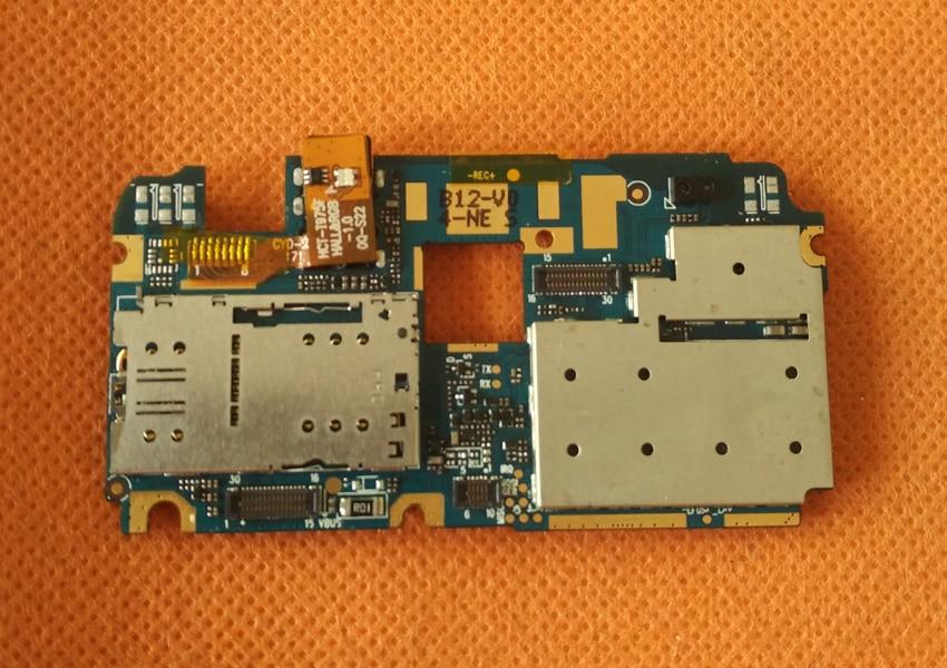 Placa base Original usada 4G RAM + 64G ROM, placa base para Oukitel K6000 Plus MTK6750T Octa Core 5,5