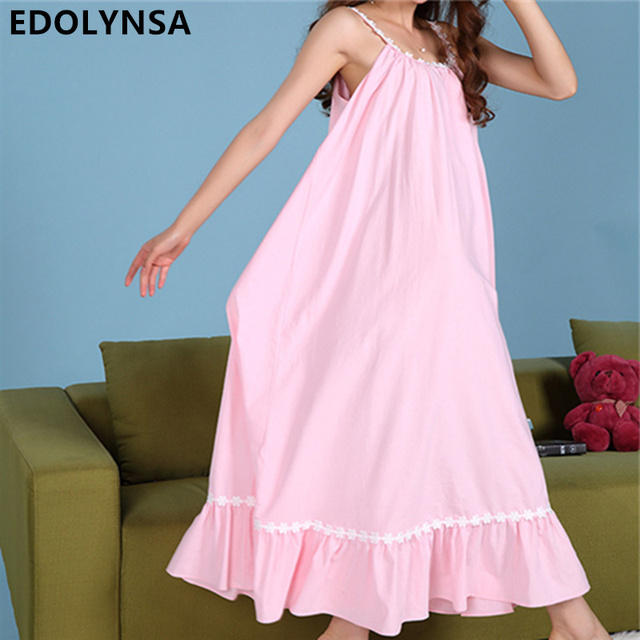 Kapas Pakaian Tidur Ruang Wanita Pakaian Tidur Baju Tidur