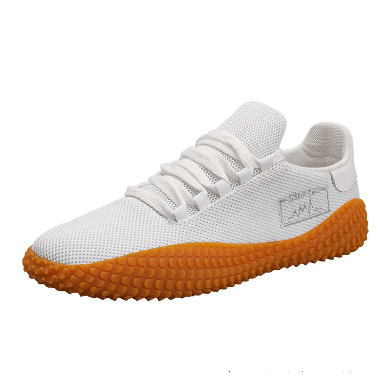 Outdoor Sneakers High Quality Casual Flat Walking Shoes Men Lightweight Breathable Comfortable Zapatos De Hombre Para Caminar in Walking Shoes from Sports Entertainment