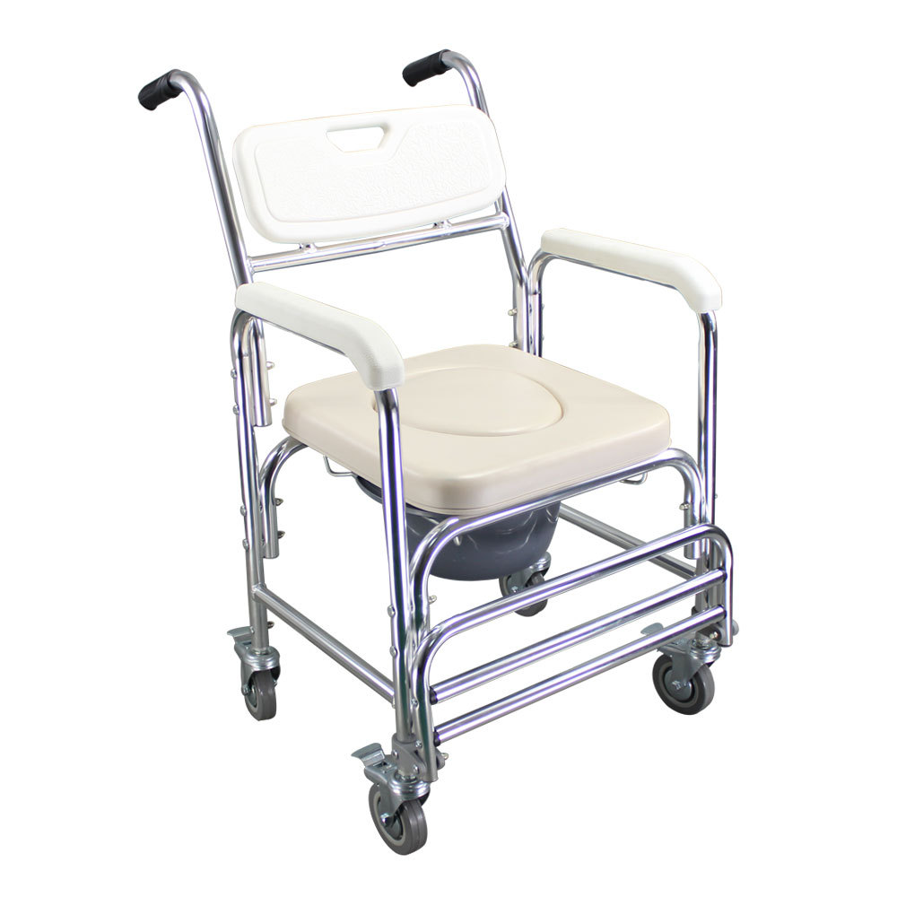 Toilet Seat Chair Elderly Bath Shower With Armrests Backrest Toilet Chairs Shower Chair Pregnant Women Spa Bench Bathroom Chair