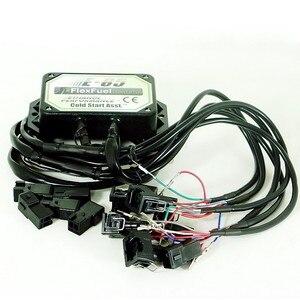 Image 3 - DHL Free 8cyl E85 Flex Fuel Conversion Kit with Cold Start Asst.,Temp.sensor,biofuel e85, ethanol car, bioethanol converter