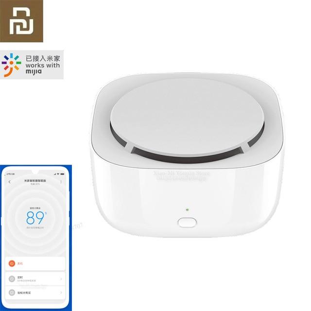 Xiaomi Mijia APP Smart Mosquito Repellent Killer Drive Portable Insect Repeller Timing Function Repellent by Mijia APP Control