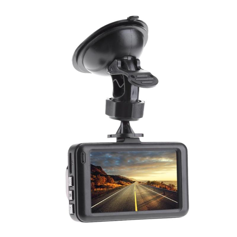 VODOOL 3 Car Camera HD 1080P 140 Degree Car DVR Video Recorder Camera G-sensor Night Vision Dash Cam