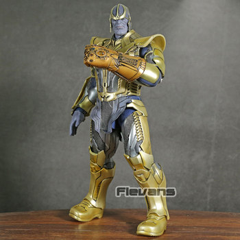 Hot Toys Avengers Infinity War Thanos 1/6 Scale PVC Action Figure Collectible Model Toy