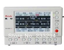 Механические часы времени машина многофункциональный Timegrapher No. 6000 III для rolex, Часовщиков и часы любителей