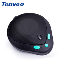 Tenveo AQ2 USB Speakerphone for Tele/Video Conference Business Conference Phone Portable Speaker for Music and Calls