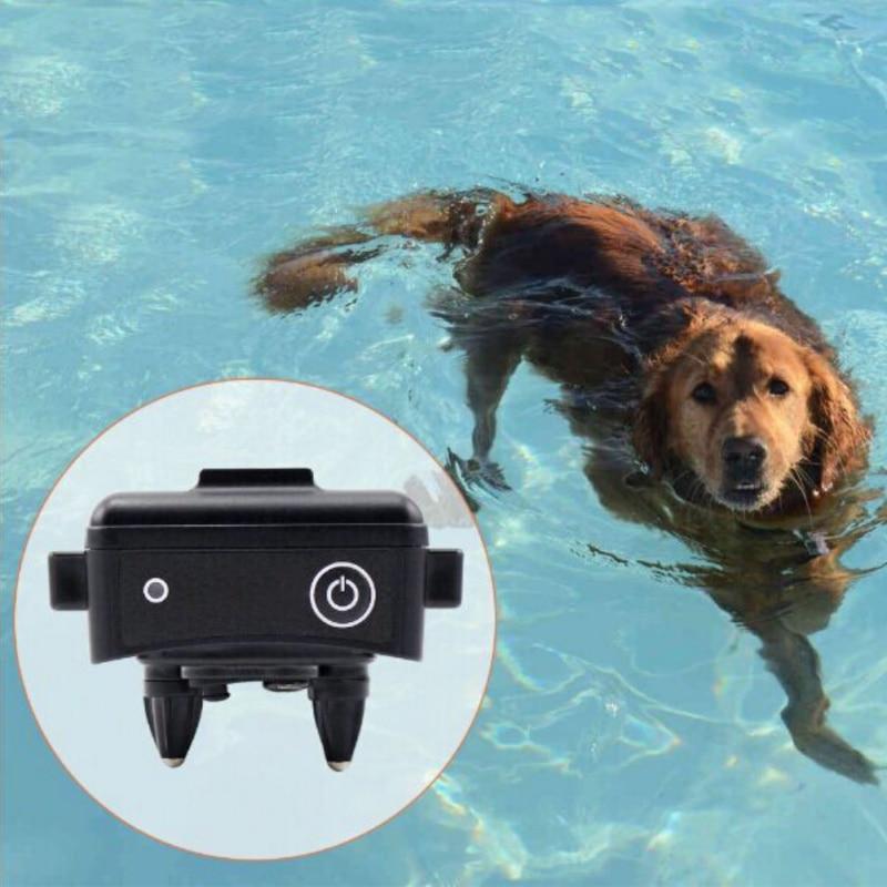 Electric dog training collar big dog training necklace remote training dog remote training dog waterproof electric shock ring
