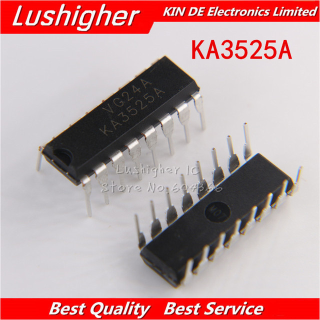 Ic Free Shipping >> Us 1 38 5 Off 10pcs Ka3525a Dip Ka3525 Dip16 New Original Ic Free Shipping In Integrated Circuits From Electronic Components Supplies On