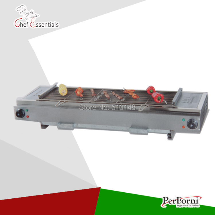 PKJG-EB110 Electric Smokeless Barbecue Oven Commercial BBQ grill economic ovenPKJG-EB110 Electric Smokeless Barbecue Oven Commercial BBQ grill economic oven
