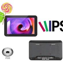 Обновлено-8 дюймов Android POE планшетный ПК(Rockchip3288, 2 Гб DDR3, 16 Гб флэш-памяти nand, Android8.1, quad core, HDMI выход, Bluetooth