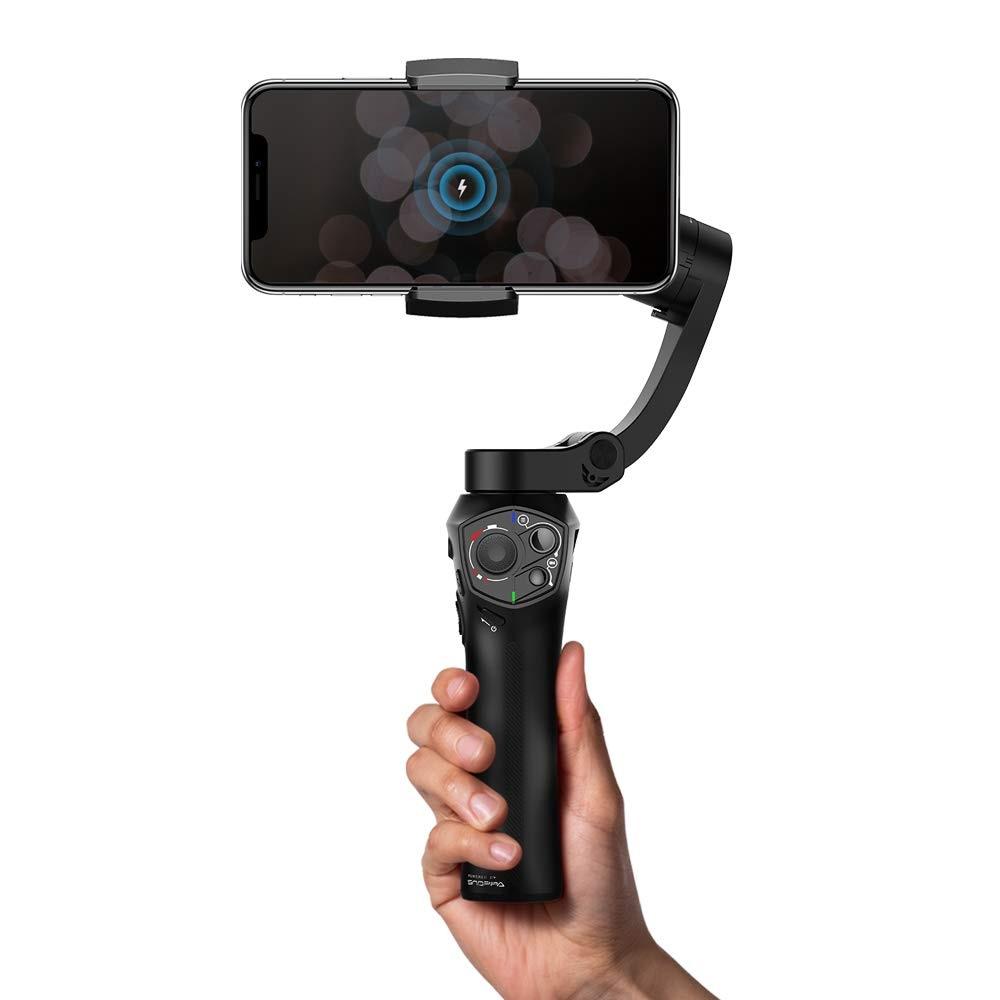 Snoppa Atom stabilizator portabil cu 3 axe, cu buzunar pliabil, - Camera și fotografia - Fotografie 2