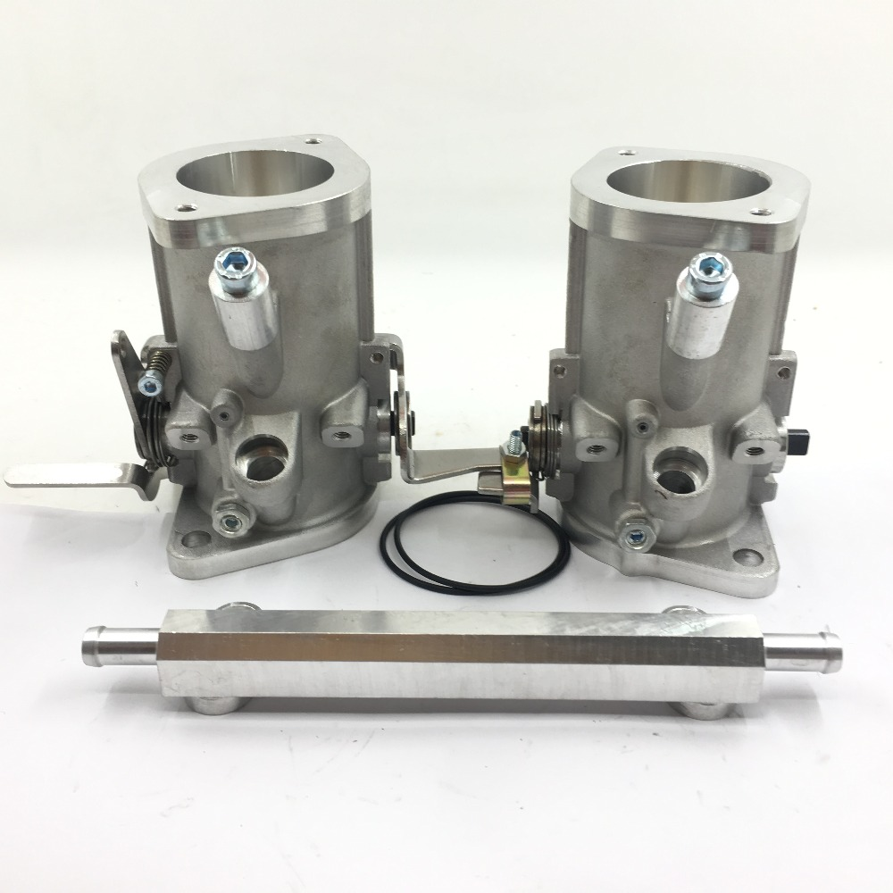 42IDA Throttle Bodies replace 42mm Weber and dellorto carburettor carburetor carb top quality free shipping FAS WEBER DELLLORTO aaa quality weber 40 idf carburetor carb without air horns car accessories for solex dellorto weber