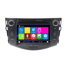 Free Shipping 7 inch Car DVD player For Toyota RAV4 2006 2007 2008 2009 2010 2011 BT TV Ipod RDS Steering wheel control USB SD