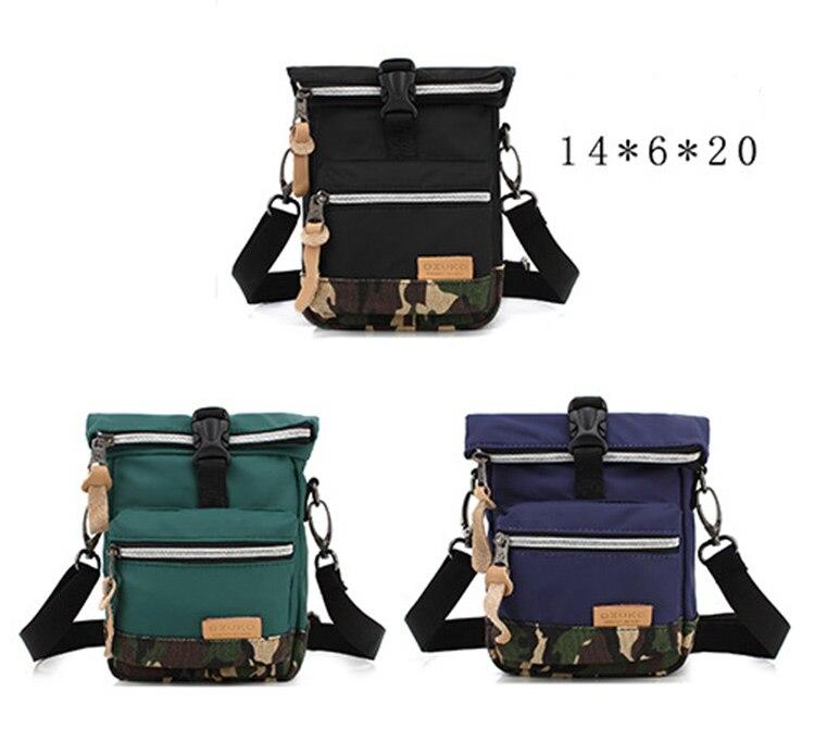 8acd3b0a5874 Back And Front Side Pockets Men Messenger Bags Canvas Vintage Bag ...