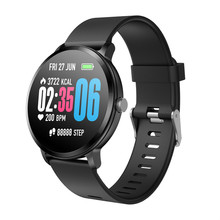 V11 Smart Watch Men Heart Rate IP67 Waterproof Weather Fitness Tracker Clock Smartwatch For IOS Android Wearable Devices pk q8