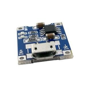Image 3 - MCIGICM 450 pièces TP4056 1A Lipo batterie chargeur Module batterie au lithium bricolage MICRO Port Mike USB offre spéciale