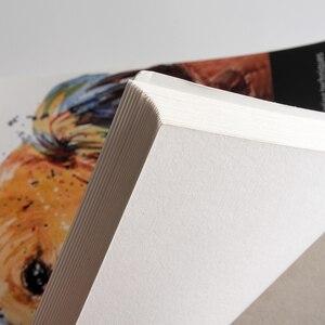 Image 3 - Chuyên Nghiệp Màu Nước Miếng Lót 300gsm 20 Tờ Màu Nước Sketchbook Cho Họa Sĩ Tay Tranh Nghệ Thuật Vẽ Tiếp Liệu