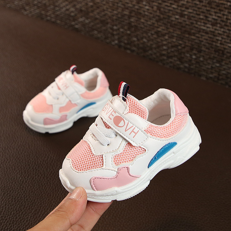 Claladoudou 11.5-13.5CM Toddler Boys Girls First Walkers White Simple Soft Baby Girl Sneakers Green Infant Boys Casual Shoes