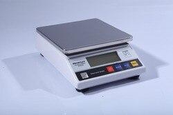 3kg x 0.1g cyfrowa precyzyjna elektroniczna waga laboratoryjna przemysłowa waga analityczna w/liczenie blat
