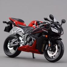 Maisto H CBR 600RR piros 1:12 méretarányos modellek Alloy motorkerékpár verseny modell motorkerékpár modell Játékok Ajándék Toy motorkerékpár