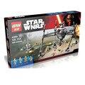 As Estrelas Guerras Blocos de Construção Montadas Pista-guiada Robô Aranha Figuras Aniversário Dos Meninos Do Presente Do Natal