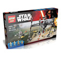 The Stars Wars Building Blocks Assembled Track-guided Robot Spider Figures Boys Birthday Christmas Gift
