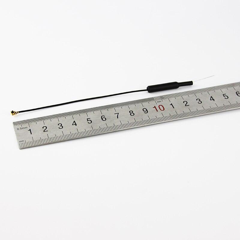 100ชิ้น15เซนติเมตร2.4กิกะเฮิร์ตซ์รุ่นRCรับเสาอากาศ,อัพเกรดรุ่น-ใน ชิ้นส่วนและอุปกรณ์เสริม จาก ของเล่นและงานอดิเรก บน   3
