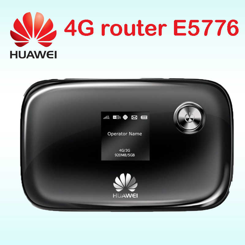 Sbloccato Huawei E5776s-32 lte 4g Router Wifi Mobile Hotspot 4g mifi dongle wifi 150mbps router e5776 usb wi fi router 4g lte