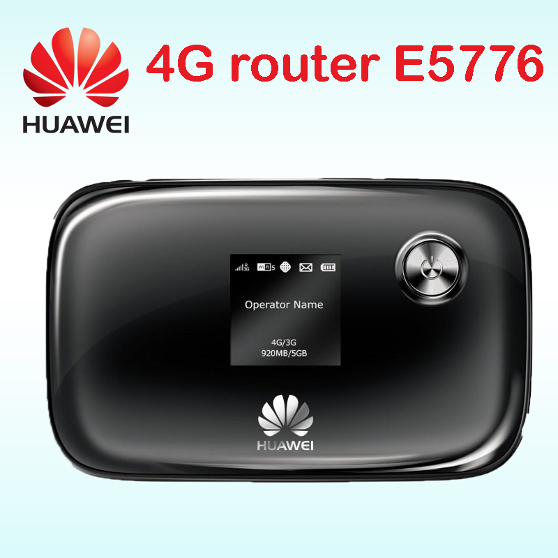 Unlocked Huawei E5776s-32 lte 4g Wifi Router Mobile Hotspot 4g mifi dongle wifi router 150mbps e5776 pk E5372 e589 e5878 e5786 стоимость