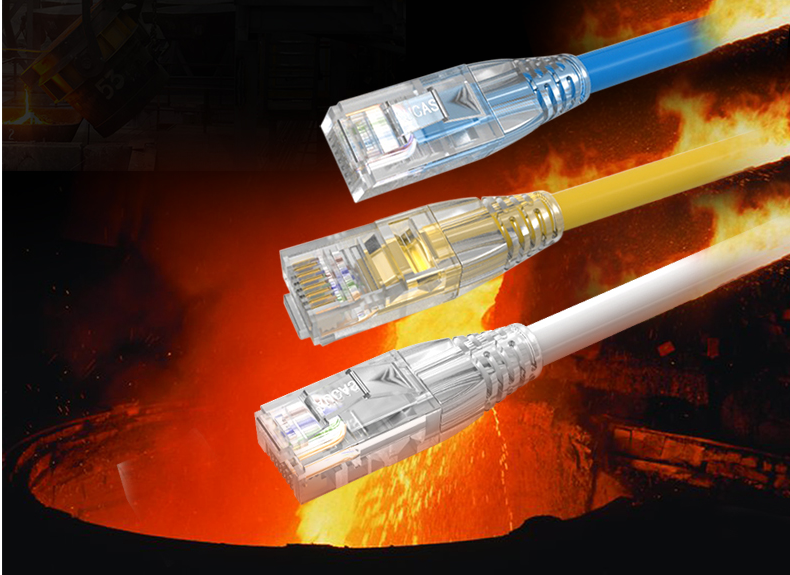 Network cable six types of high-speed network jumper gold-plated jumper portable finished network cable K30Network cable six types of high-speed network jumper gold-plated jumper portable finished network cable K30