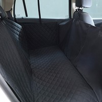 Seat Cover Waterproof Oxford Dog Auto Car Blanket Trunk Mat Back Seat Cover Cushion Pet Vehicle