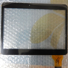 Black replacement 10.1 inch MTK6572,MTK6582,A101,N9106 Tablet Touch Screen YLD-CEGA350-FPC-A1 HXR  Capacitive Touch Screen