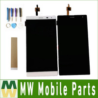 1PC/Lot 5.5For DEXP Ixion XL155 XL 155 LCD Display+Touch Screen Digitizer Assembly Replacement With Tools&Tape