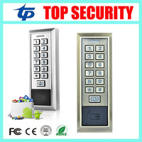 RFID card access control system single door access controller surface waterproof 8000 users smart ID card reader door security