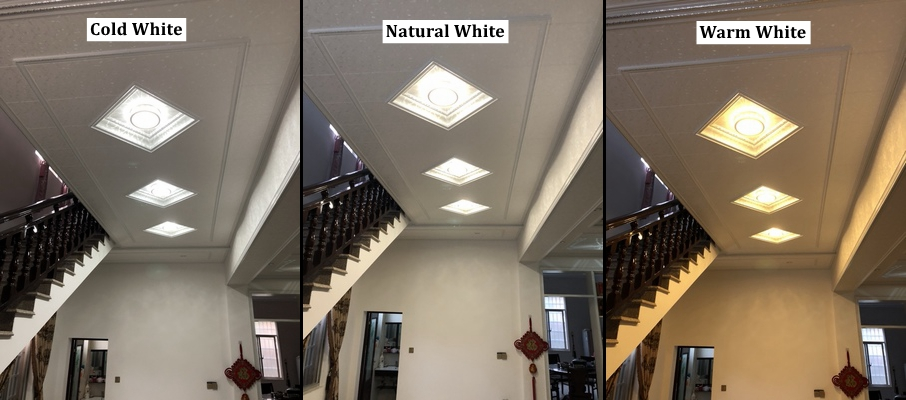 Ceiling Spotlights | Mini Spotlight | 3W 5W 15W LED Embed Smallpox Modeling Light Ceiling Lamp Spot Lighting for Ceiling Corridor Doorway Light Decoration